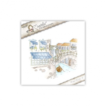 Magnolia - With Love Collection Cling Stamp Venice