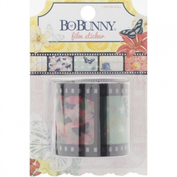 Bo Bunny - Sweet Life Film Sticker Roll