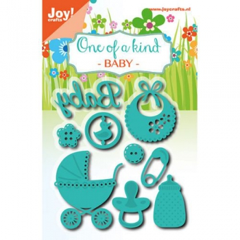 *NEU Joy! Crafts - Baby Set Dies