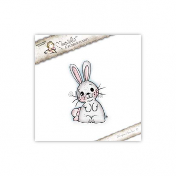 Magnolia - Cling Stamp Sweet Bunny