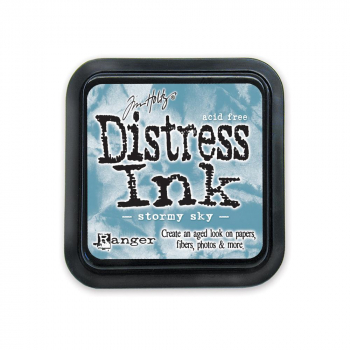 Ranger - Tim Holtz Distress Ink Pad Stormy Sky