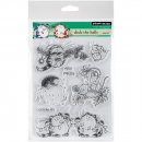 *NEU Penny Black - Clear Stamps Deck the Halls