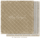 Maja Design - Vintage Frost Basics - 16th of December 12x12""