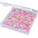 ArtBin - Essentials Storage Box Transparent 12x12""