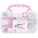 We R Memory Keepers - Crop-A-Dile Punch Kit Pink
