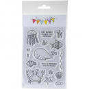 *NEU Jane's Doodles - Clear Stamps Under the Sea