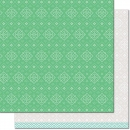 *NEU Lawn Fawn - Scrapbooking Papier Knit Picky Winter Shawl 12x12""