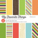 *NEU My Favorite Things - Trail Mix Paper Pack 6x6