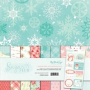 My Mind's Eye - Scrapbooking Papier Sugar Plum Paper and Accessories Kit 12x12""
