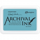 Ranger - Wendy Vecchi Archival Ink Pad Sky Blue