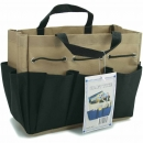 Project Tote small - Black/Khaki