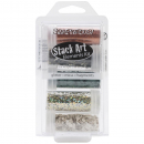 Stampendous - Stack Art Elements Kit Survival