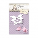 Magnolia - Doohickeys Lost and Found Bride Bow Dies