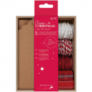 Docrafts - Papermania Create Christmas Large Gift Tag Kit Red