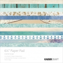 *NEU Kaisercraft - Coastal Escape Paper Pad 6.5x6.5""