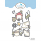 Preview: Elizabeth Craft Designs - Clear Stamps Set & Dies Combo Winter Bears