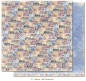 Preview: Maja Design Nyhavn Old Townhouses Scrapbookingpapier 12x12""