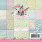 Preview: Amy Design - Papierblock Spring Is Here Paperpack 6x6""