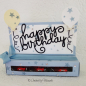 Mobile Preview: Paper Smooches - Stanzschablone Happy Birthday Die