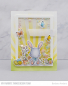 Preview: My Favorite Things Clearstempel und Stanzen im Set Combo Easter Bunnies