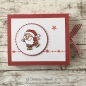 Preview: Gerda Steiner Designs - Clear Stamps Set Reindeer and a Tree 4x6""