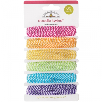 Doodlebug Design -  Twin Assortment Pack Bright