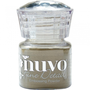 Nuvo - Embossing Powder Fine Detail Classic Gold