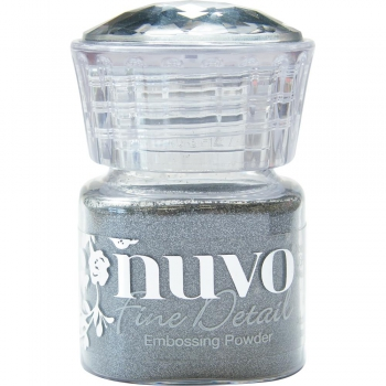Nuvo - Embossing Powder Fine Detail Classic Silver