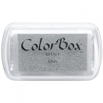 Clearsnap - ColorBox Metallic Mini Pigment Inkpad Silver