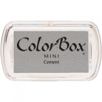 Clearsnap - ColorBox Mini Pigment Inkpad Cement