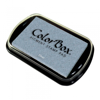 Clearsnap - ColorBox Metallic Pigment Ink Pad Silver