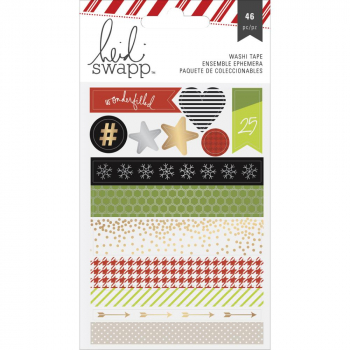 Heidi Swapp - Oh What Fun Washi Tape