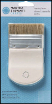 Martha Stewart - Dragging Brush