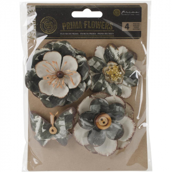 Prima Marketing - Papierblumen Elena Paper Flowers