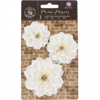 Prima Marketing - Papierblumen Chaste Mulberry Paper Flowers Thandi
