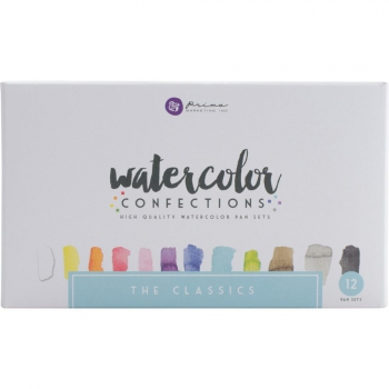 Prima Marketing - Watercolor Set The Classics