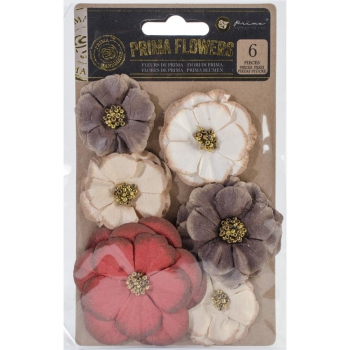 *NEU Prima Marketing - Vintage Emporium Paper Flowers Puccini