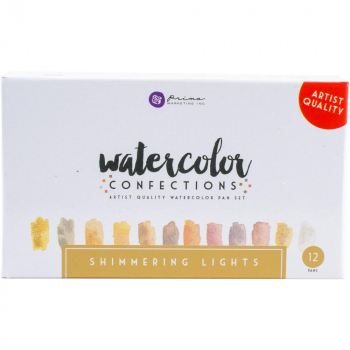 *NEU Prima Marketing - Watercolor Set Shimmering Lights