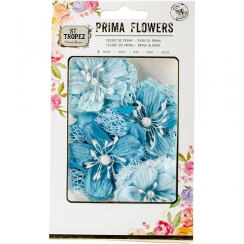Prima Marketing - St. Tropez Paper Flowers Celeste