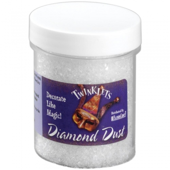 Floracraft - Twinklets Diamond Dust 85g