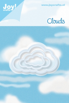 Joy! Crafts - Stanzschablonen Set Clouds Dies