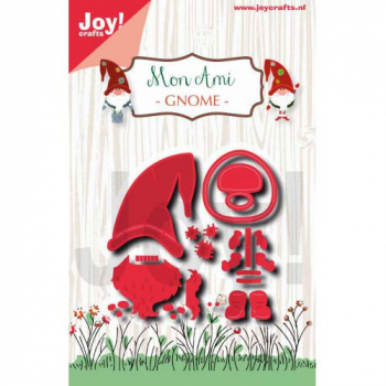 Joy! Crafts Stanzschablonenset Noor Mon Ami Gnome 4.5x7.5cm