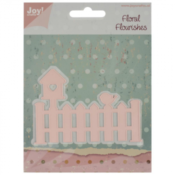Joy! Crafts - Garden Fence Die