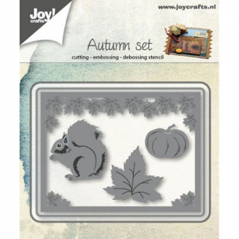 Joy! Crafts - Stanzschablonen Set Autumn