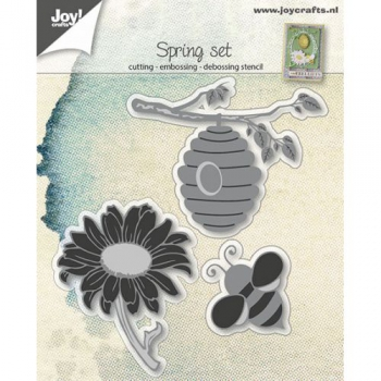 Joy! Crafts - Stanzschablone Spring Set Dies