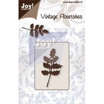 Joy! Crafts - Vintage Flourishes Die