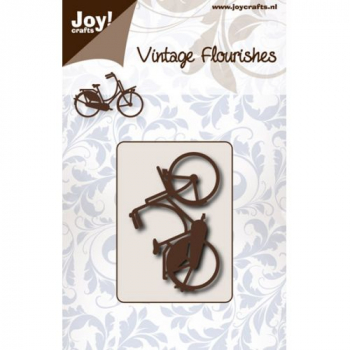 Joy! Crafts - Stanzschablone Bike