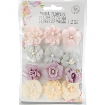 Prima Marketing - Papierblumen Lavender Haydee Paper Flowers