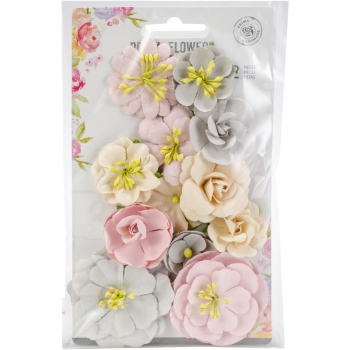 Prima Marketing - Papierblumen Lavender Gina Paper Flowers