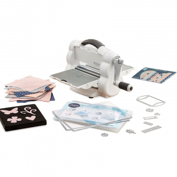 Sizzix - Sizzix Big Shot Foldaway Maschine Starter Kit (Versandkostenfrei!)